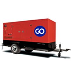 Grupo electrógeno diesel de 100 Kva.