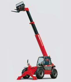 Manipulador telescópico hasta 13 metros y 3.500 Kg