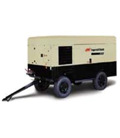 Compresor diesel de 24.500 l/min a 10 Bar.
